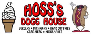 Hoss's Dogg House Snack Bar, Saint Albans, VT